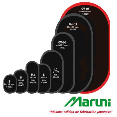 Parche cámara Maruni 7C, OV-05